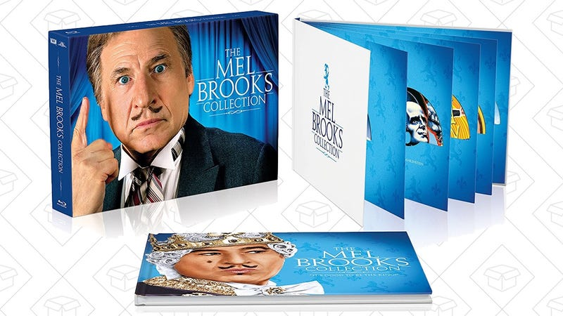The Mel Brooks Deluxe Collection | $27 | Amazon