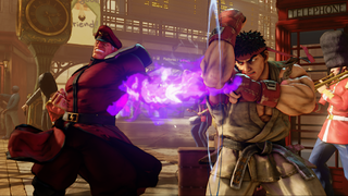 Illustration for article titled Street Fighter VBeta Taken Offline Immediately After Launching