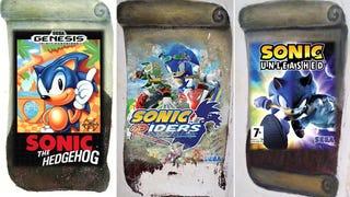 Sonic team...