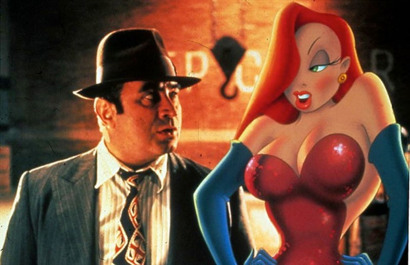 Illustration for article titled Here's your chance to finally figure out who framed Roger Rabbit