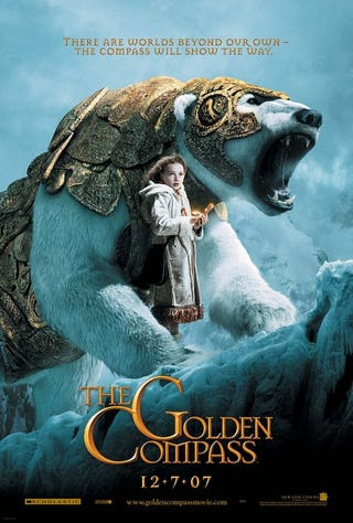 Illustration for article titled Anyone else bummed The Golden Compass movie didn't do better?