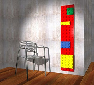 Illustration for article titled Lego Radiator is the New Hotness