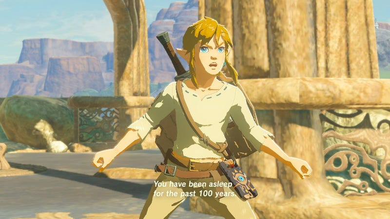 Psa Dont Start A New Game Of Zelda Without Switching -7253