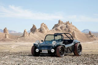 Illustration for article titled My New Mania: Dune Buggies