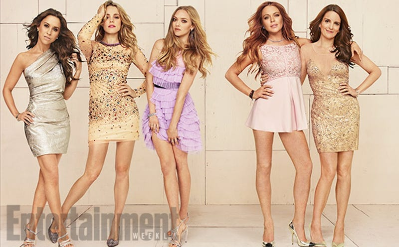Illustration for article titled Here Are the Best Moments From EW's Mean Girls Reunion