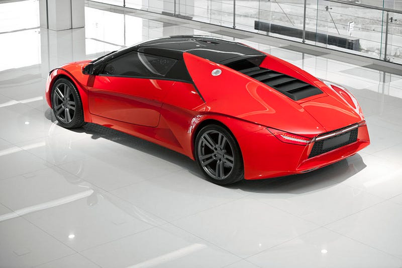 The Dc Design Avanti Could Become India S First Supercar