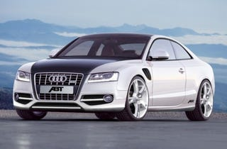 Illustration for article titled Abt Audi AS5