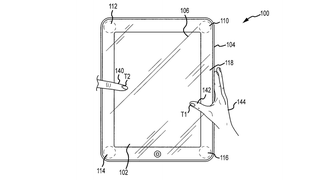 Illustration for article titled Apple Patent Reaffirms Rumors of Pressure-Sensitive Touchscreens