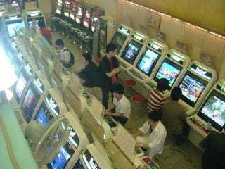 Illustration for article titled Japanese Internet Asks What Games You Play In Arcades?