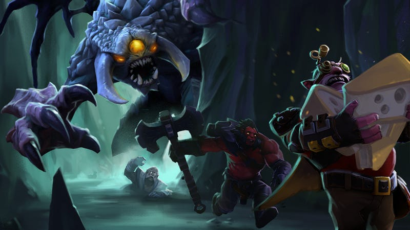 Illustration for article titled SuddenDota 2 Update Wreaks Havoc On Qualifier Tournament