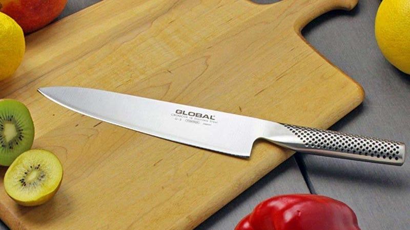 Cuchillo Global G2   $90   Daily Steals   Usa el código KINJAG2Foto: Amazon