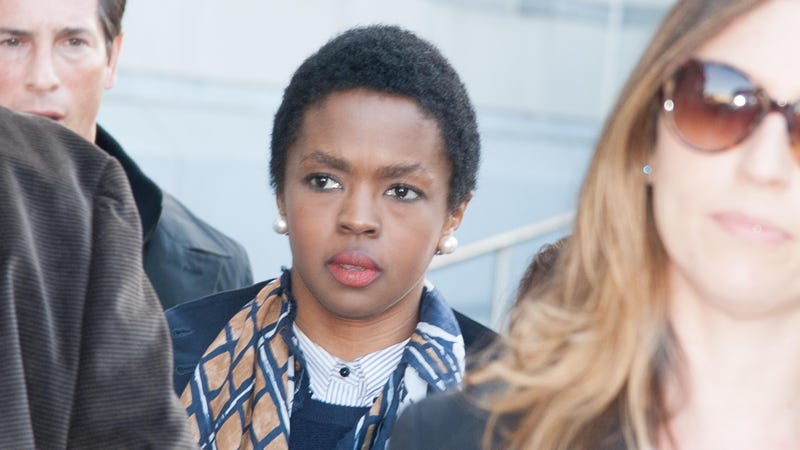 Illustration for article titled Lauryn Hill Gets Three Months in Jail for Tax Evasion