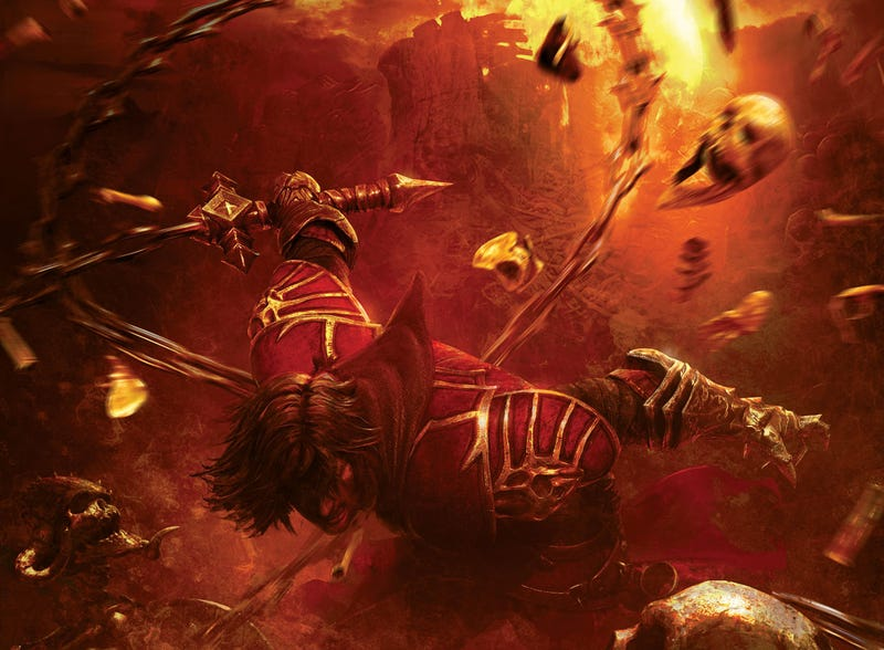 Illustration for article titled Castlevania: Lords Of Shadow Whips Up A Double Dose Of DLC