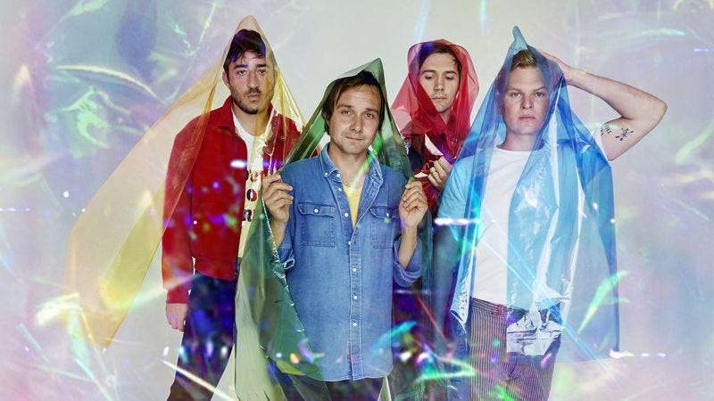 Grizzly Bear (Photo: Tom Hines)