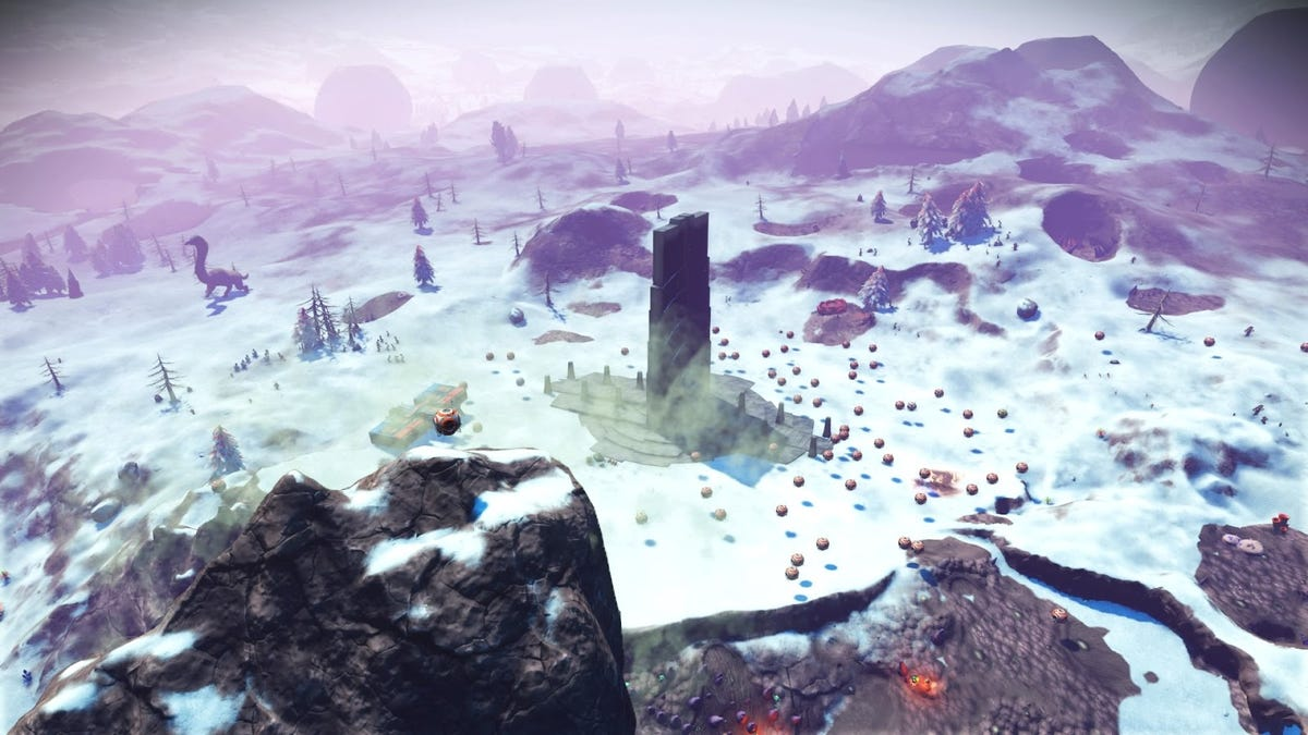 No Man's Sky Players Who Colonized A Galaxy Now Have To Find