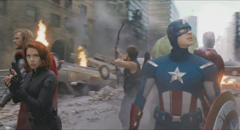 Illustration for article titled Avengers Assembler!