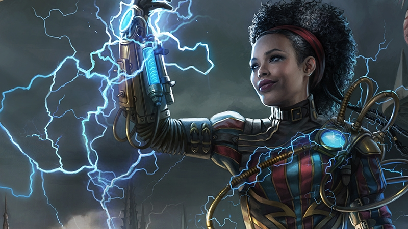 Dungeons & Dragons' next major sourcebook is a grand Magic: The Gathering crossover.