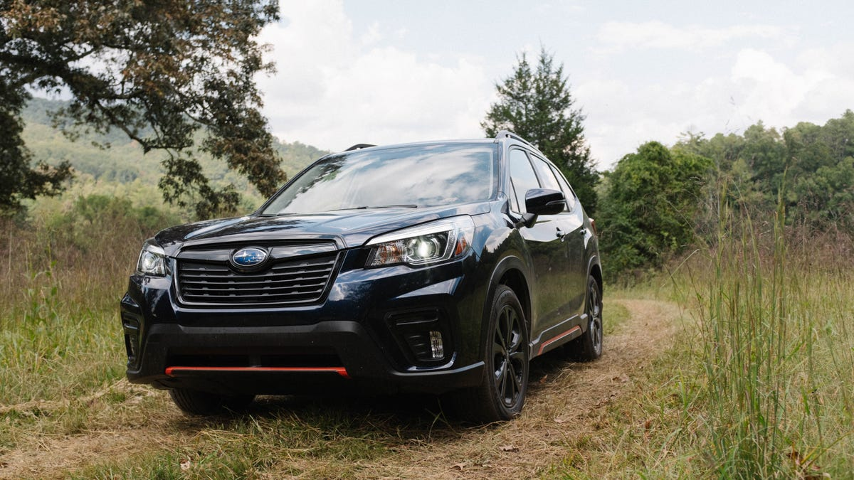 The 2019 Subaru Forester Looks Tougher and Rides Better, but Is