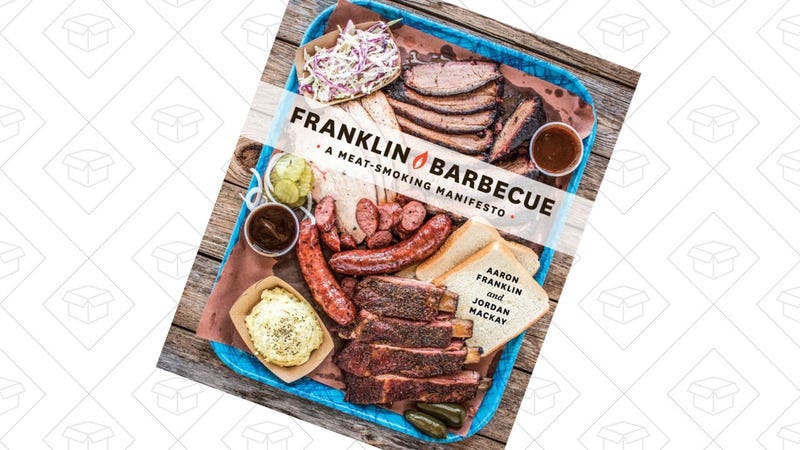 Franklin Barbecue: A Meat Smoking Manifesto [Kindle] | $3 | Amazon