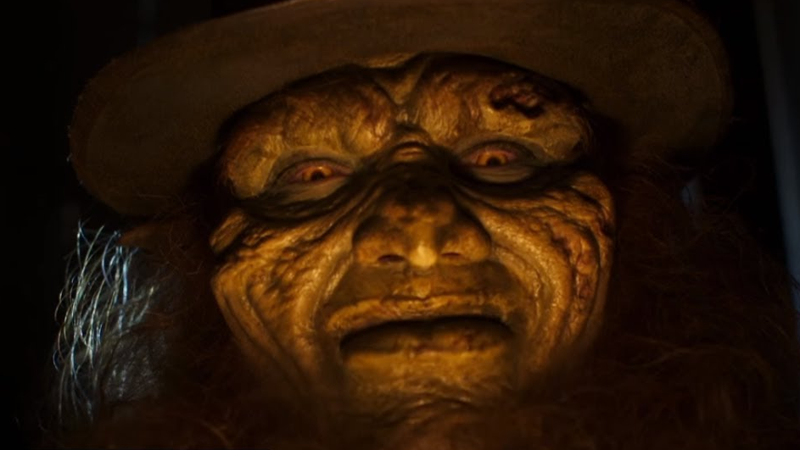 The Leprechaun, played by Linden Porco.