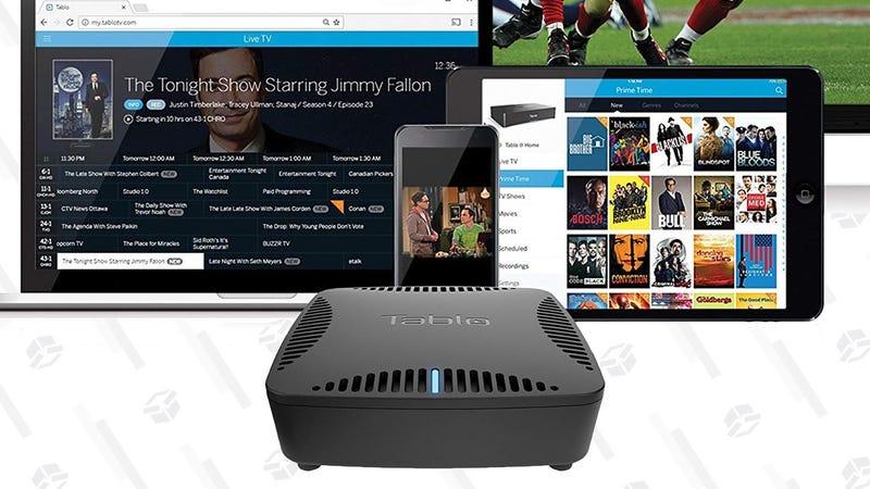 Tablo Dual LITE OTA DVR for Cord Cutters | $100 | Amazon