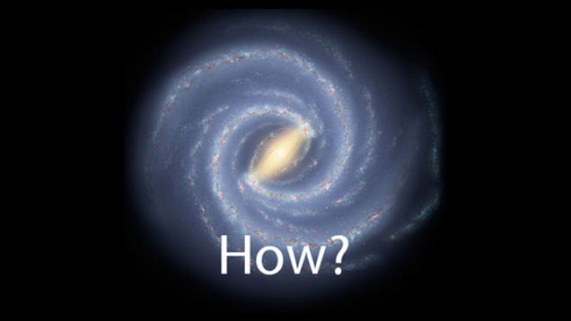 Is it possible to see the milky way galaxy from earth? - Quora