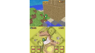 Illustration for article titled Modder Makes Minecraft Level, Puts it in Super Mario 64 DS