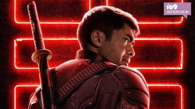 Snake Eyes' Henry Golding Tells Us About Kicking Off a New G.I. Joe Franchise