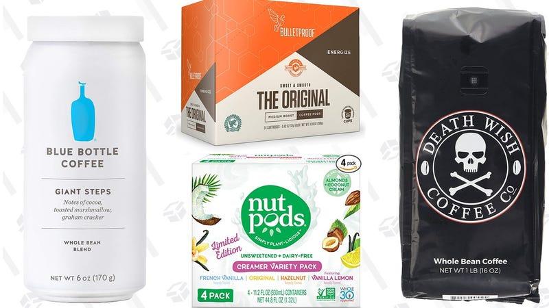 Coffee Gold Box | Amazon