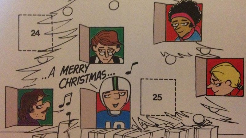 Illustration for article titled A Doonesbury Special offered a disillusioned generation its own Charlie Brown Christmas