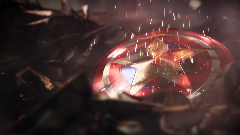 Illustration for article titled Square Enix Is Making The Avengers And More Marvel Games
