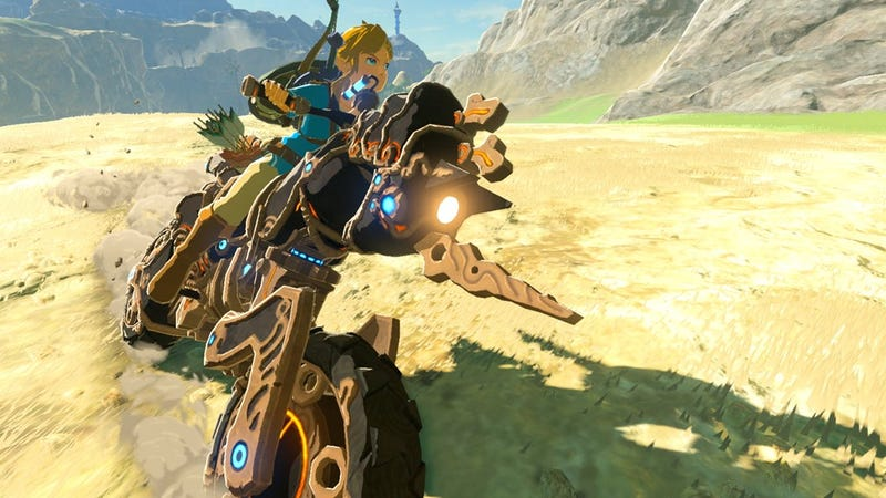 Screenshot: The Legend Of Zelda: Breath Of The Wild—The Champions' Ballad/Nintendo