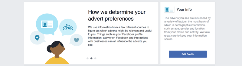 """Illustration for article titled Facebook Will Now Let You Block Ads That Might Be """"Upsetting"""""""