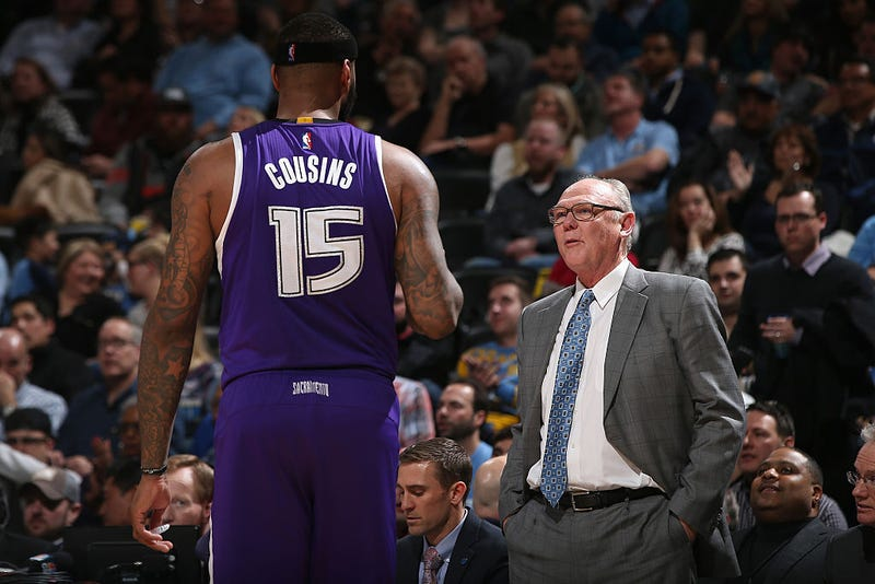 Illustration for article titled George Karl Says The Kings Were As Toxic As They Seemed