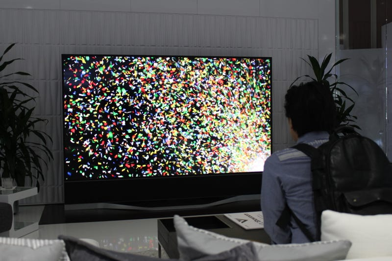 Illustration for article titled Vizio Reference Series: 120 Inches Of Ultra HD