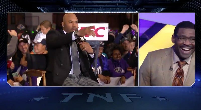 Steve Smith Might Really Whoop Michael Irvin's Ass