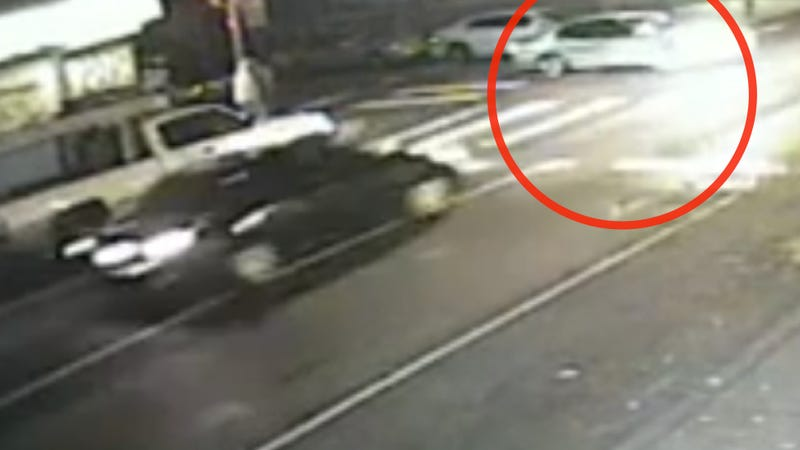 Illustration for article titled Woman Loses Arm In Hit-And-Run, Police Need Help IDing The Vehicle