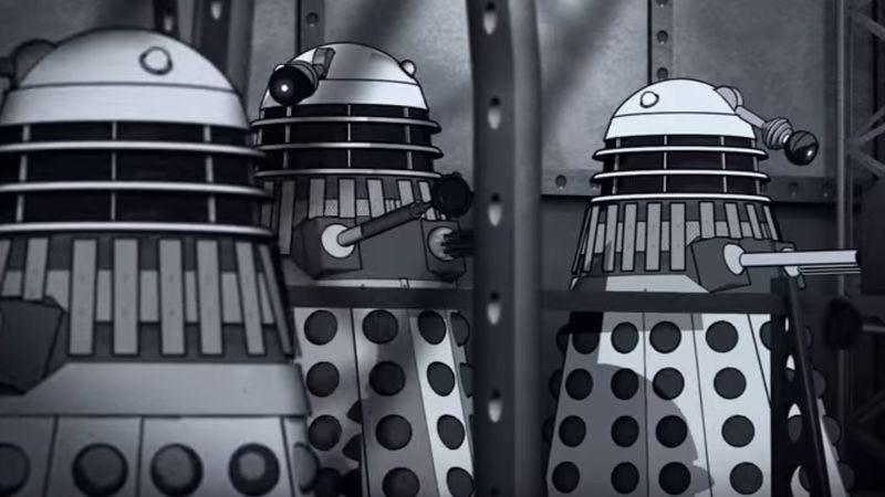 (Screengrab: Power Of The Daleks/YouTube)