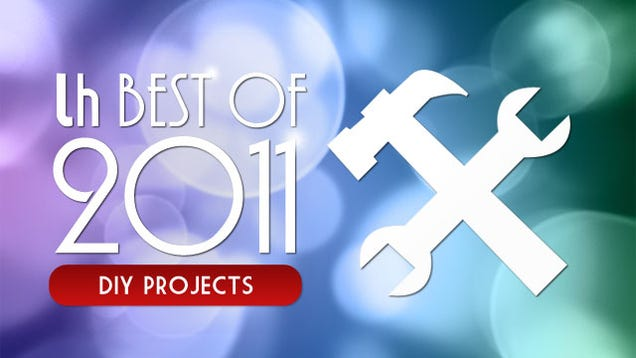 Most popular diy projects of 2011 for Most popular diy crafts
