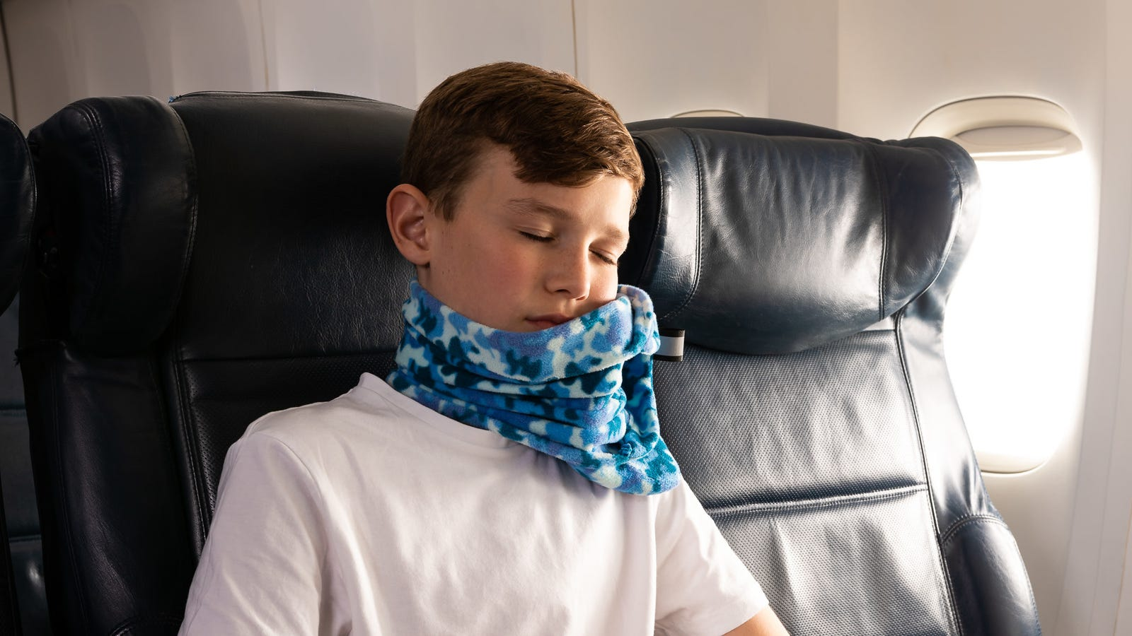 Kids Deserve a Great Travel Pillow Too, So Trtl Made One Just For Them [15% Launch Sale]