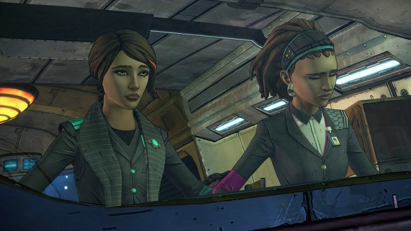 Illustration for article titled The New Tales From The Borderlands Episode Has A Major Shocker