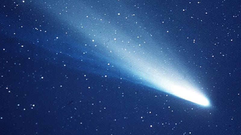 Illustration for article titled Your Guide To Watching This Week's Halley's Comet Meteor Shower