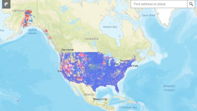 FCC Finally Debuts an Up-to-Date Mobile Broadband Map of the U.S.