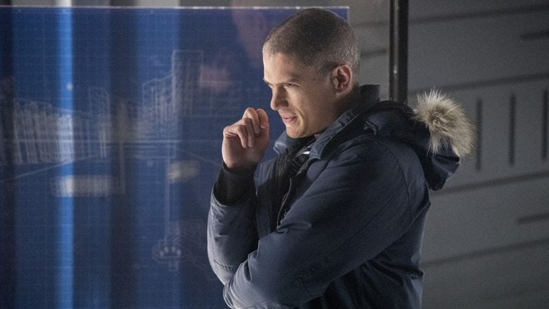 Wentworth Miller/The CW