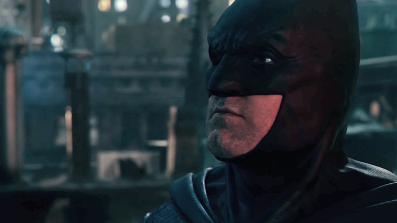 Put your thinking cap on, Bruce. Err, well, maybe your thinking cowl.
