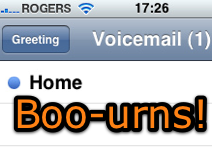 Illustration for article titled Remains of the Day: Voicemail Has Become Passé Edition