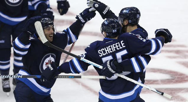 You Guys, I Think The Winnipeg Jets Might Be...Good?
