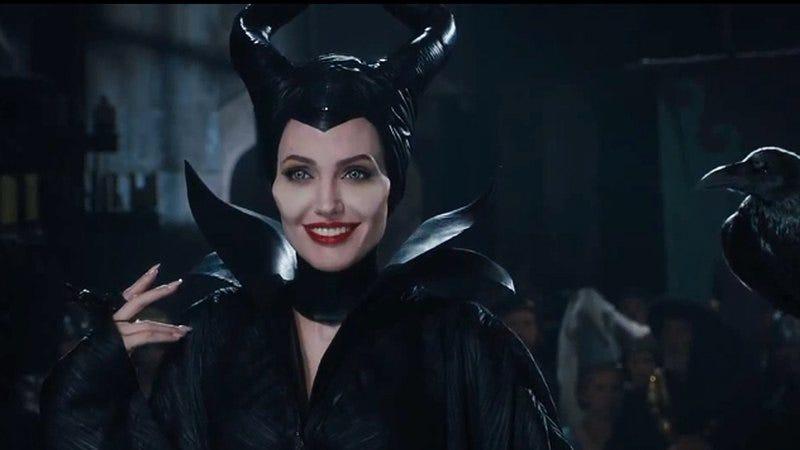 Illustration for article titled Evil clearly won, because Disney is making a Maleficent sequel