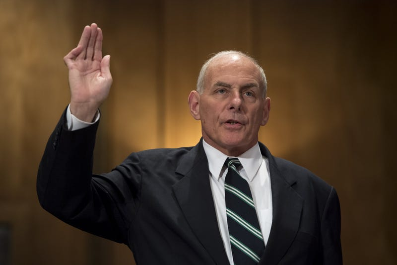 White House Chief of Staff John Kelly (Saul Loeb/AFP/Getty Images)