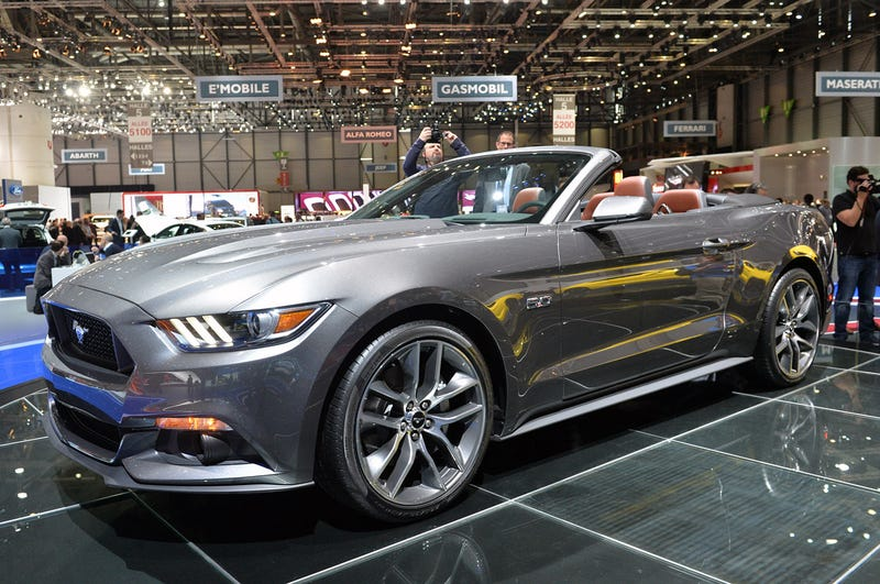 2015 Mustang With 3 15.html | Autos Post
